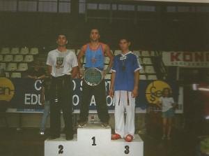 04-2003 -Bruni campione mondiale - Irlanda