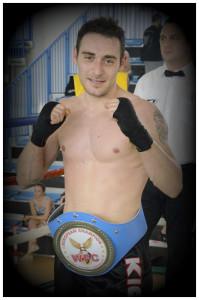 24- 2015 - Chiaramonte Giuseppe -campione europeo full contact
