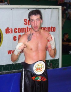 05-2010 Cossu Maurizio , camp. italiano di full contact